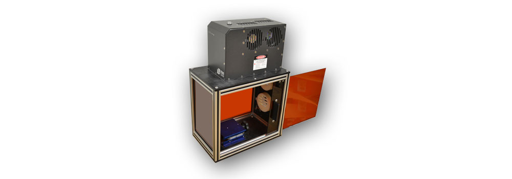Portable Enclosures Product : Rmi laser easy quick and portable safety enclosures